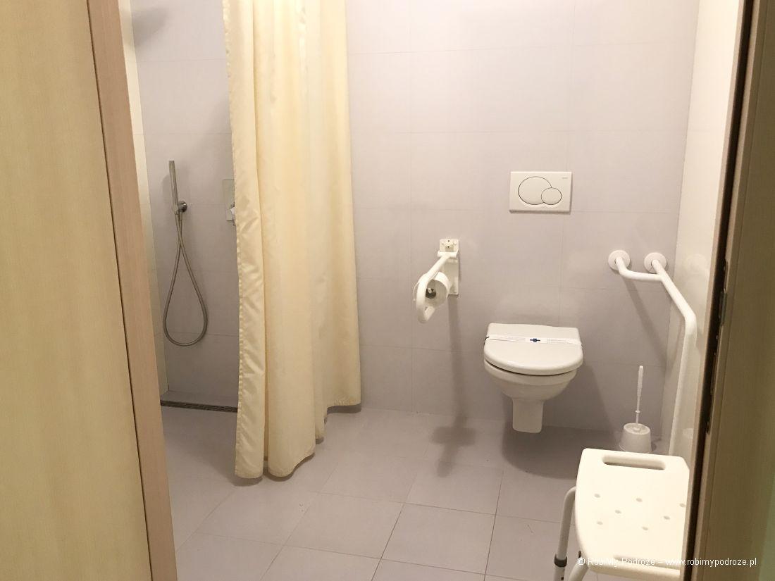 Apartments Villa Bubi wChorwacji - łazieka