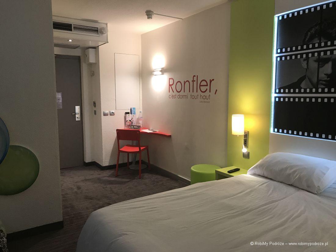 Hotel ibis Styles Cannes Le Cannet - hotel dla niepełnosprawnych