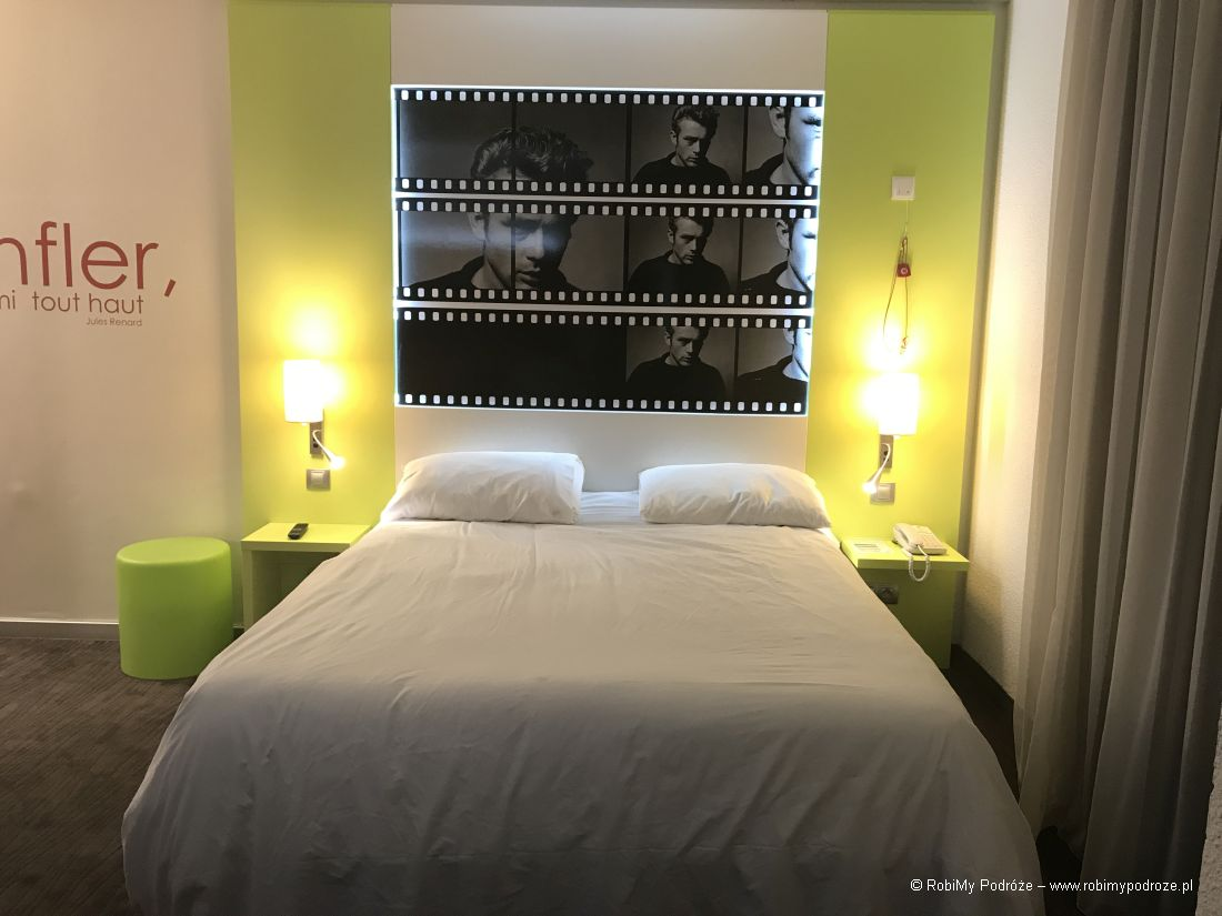 Hotel ibis Styles Cannes Le Cannet - pokój