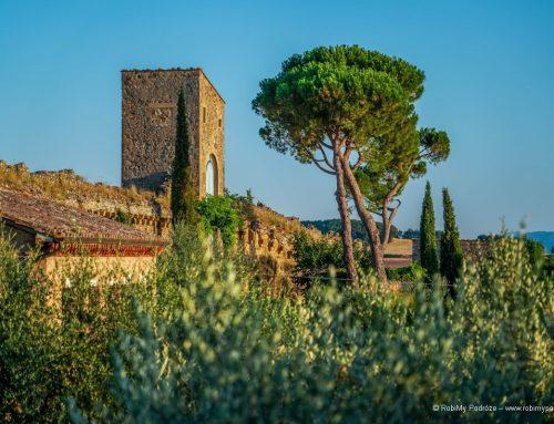 Atrakcje Toskanii zaczynamy odkrywać odMonticchiello