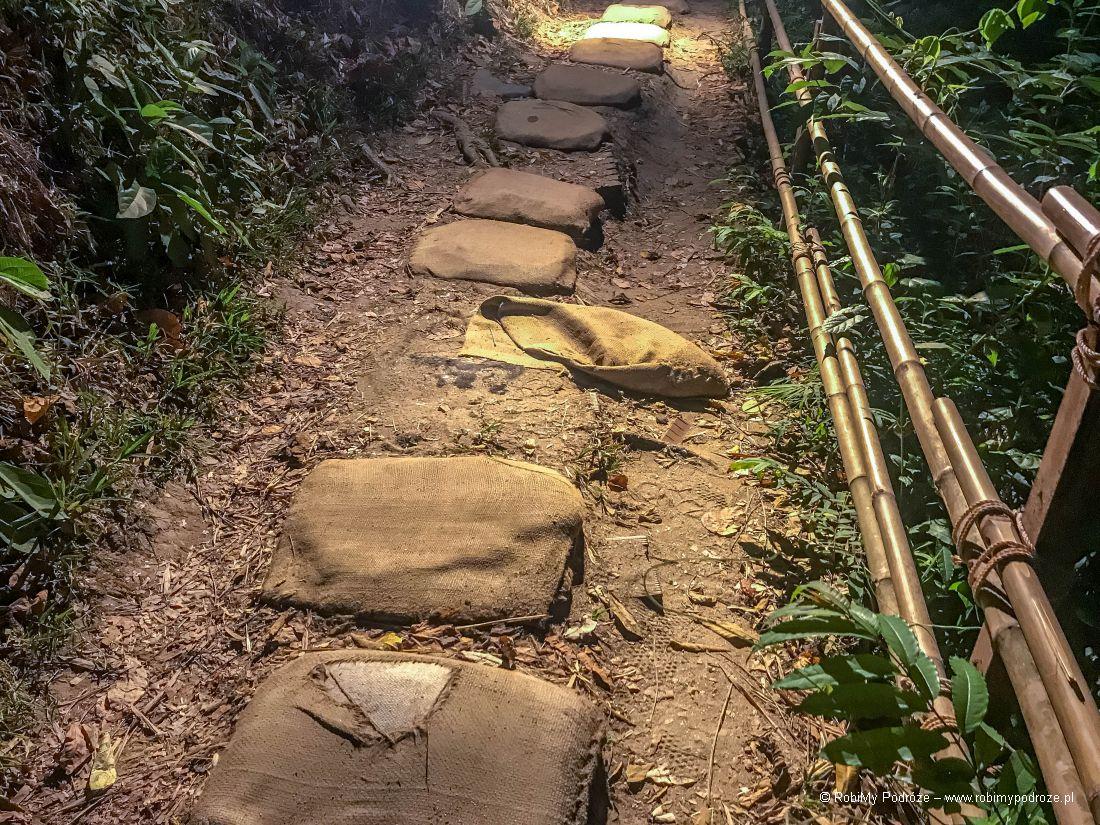małpy wAo Nang – ścieżka