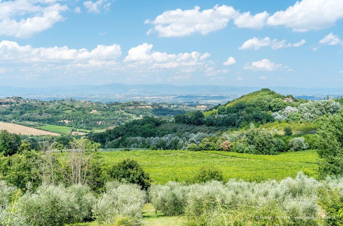 doliny Toskanii