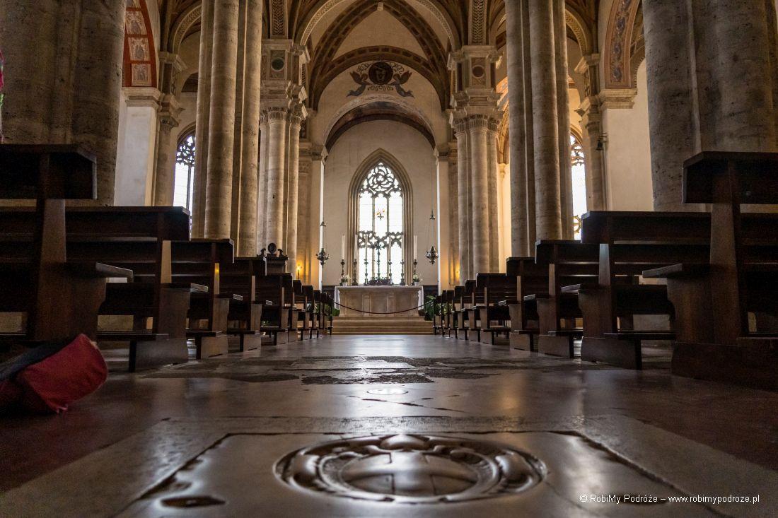 katedra wPienzie wToskanii