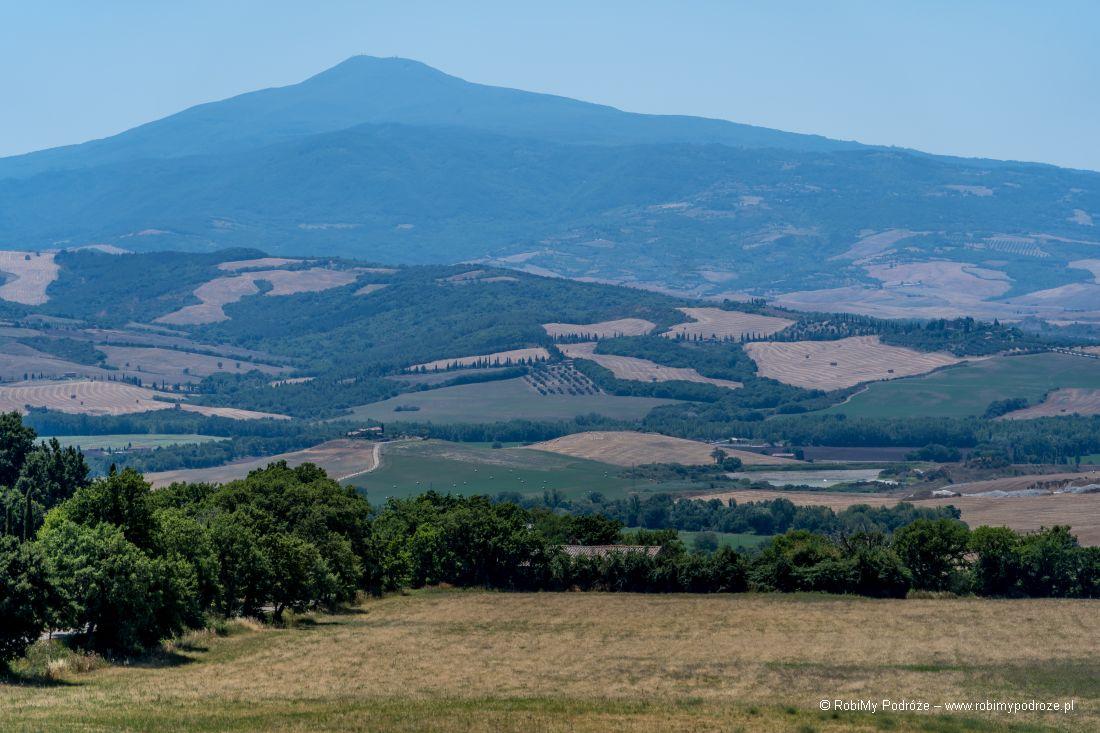 monte amiata - Montepulciano wToskanii