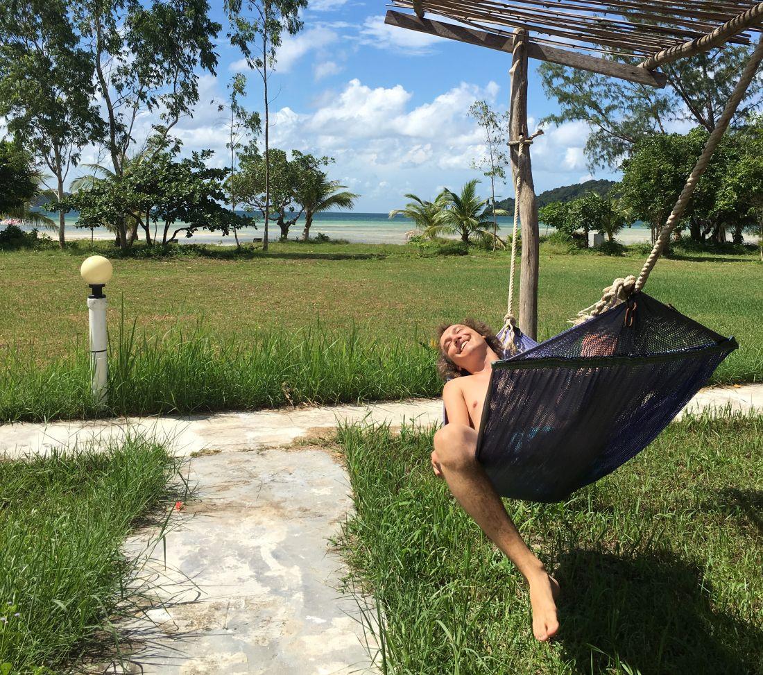 Kambodża - podróż odbyta