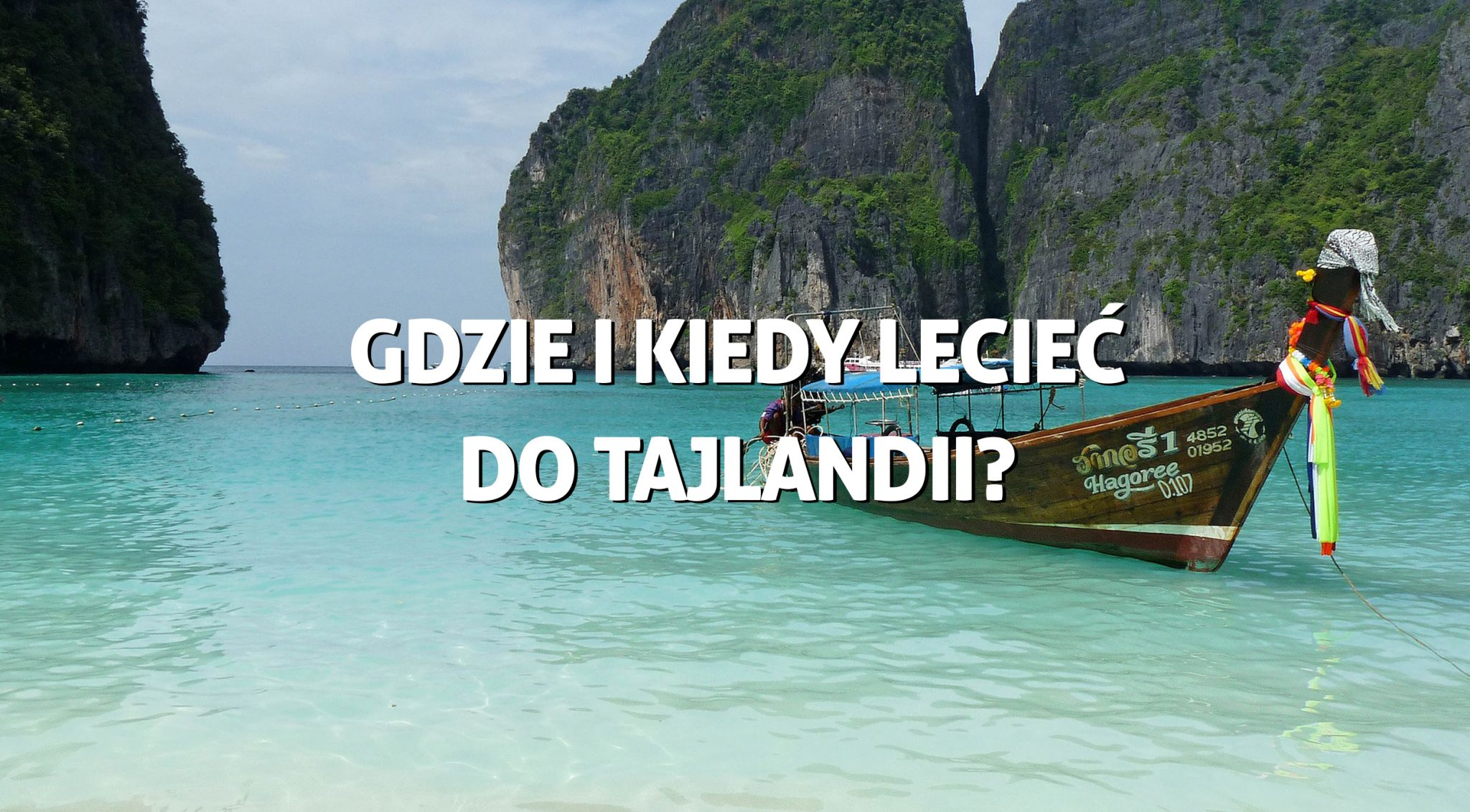 lecieć do Tajlandii