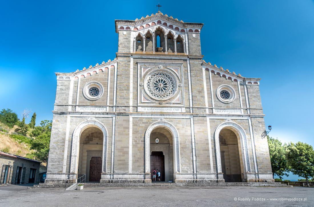 Basilica di Santa Margherita wCortonie