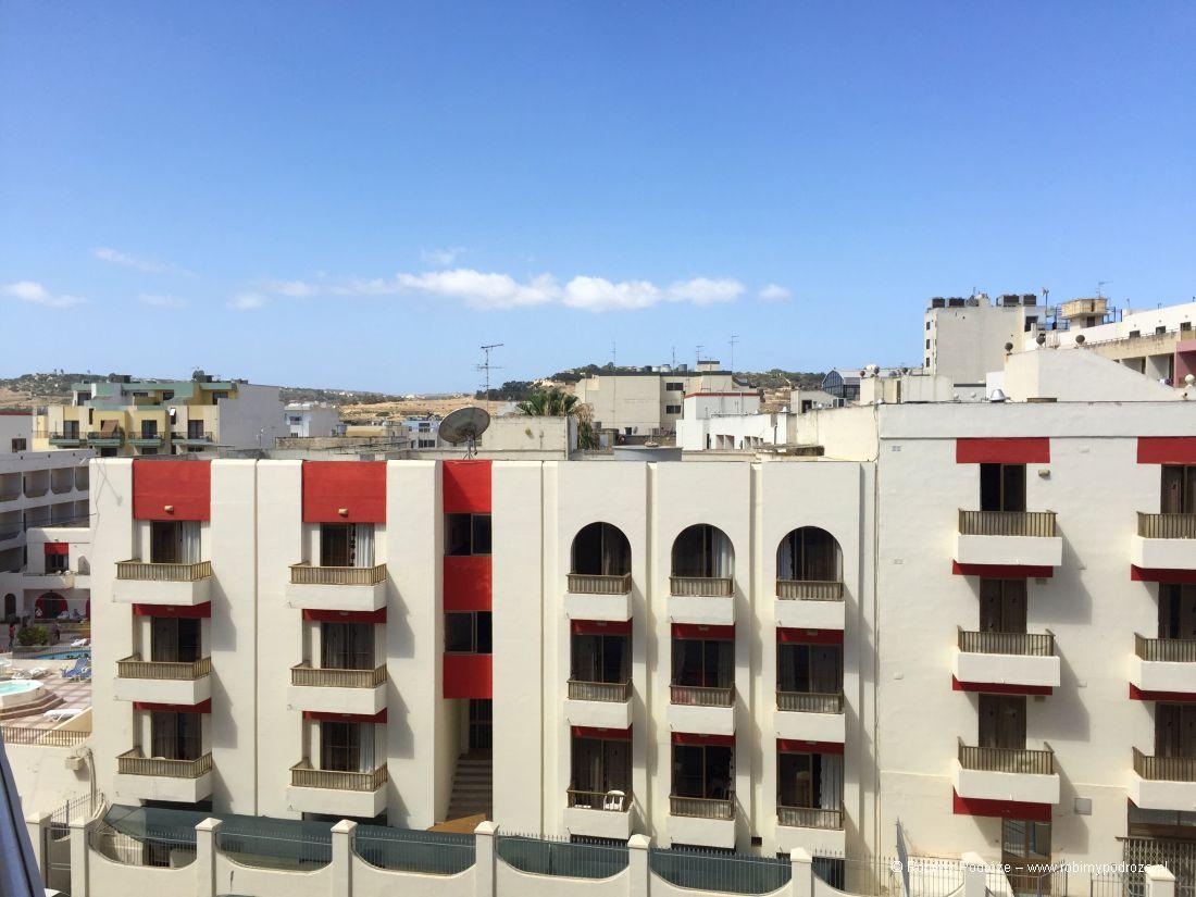 Malta praktyczne wskazówki - nocleg