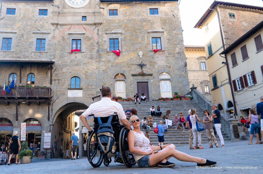 Piazza della Repubblica Cortona