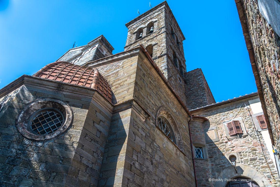 Pierwsza basilica Santa Margherita