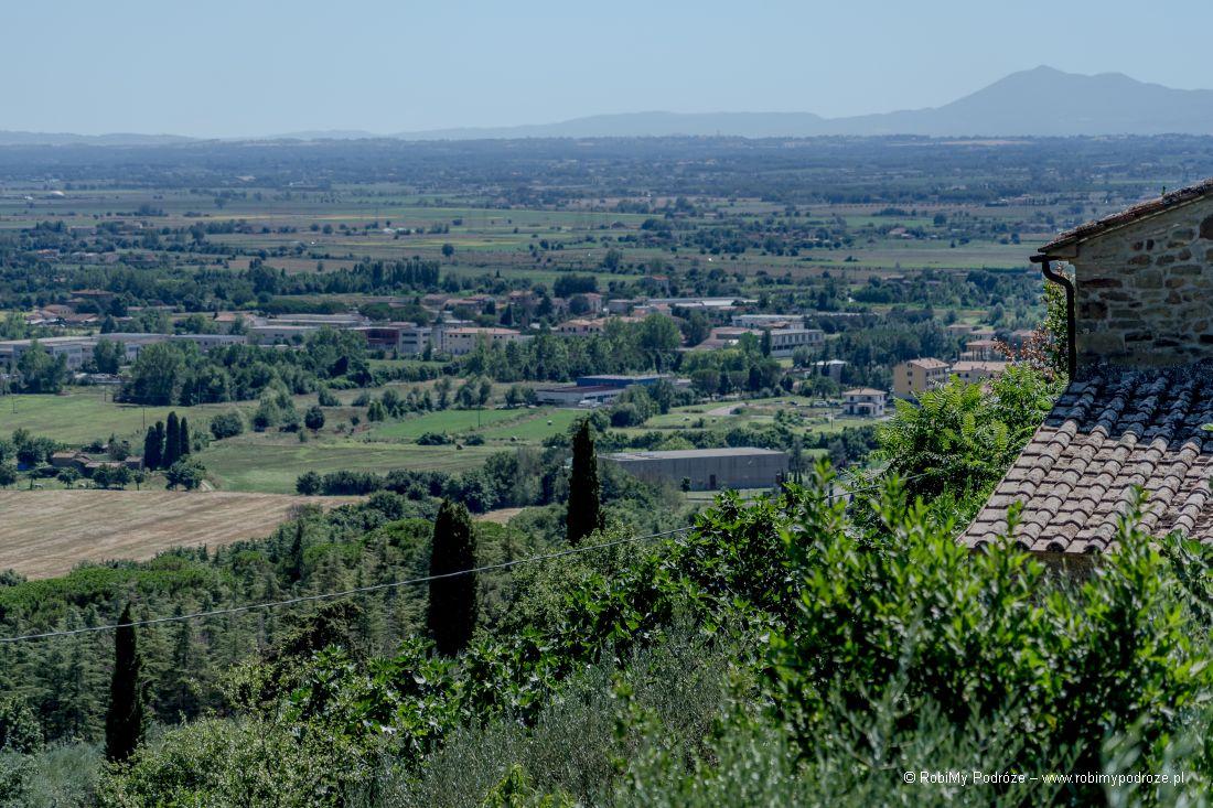 widok navaldichiane - Toskania