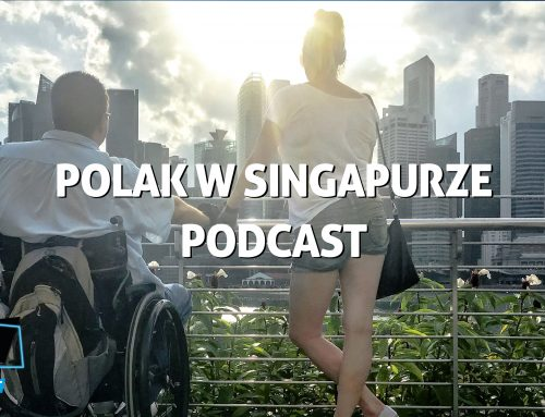 Polak wSingapurze – RobiMy Podróże Tonight Podcast #1