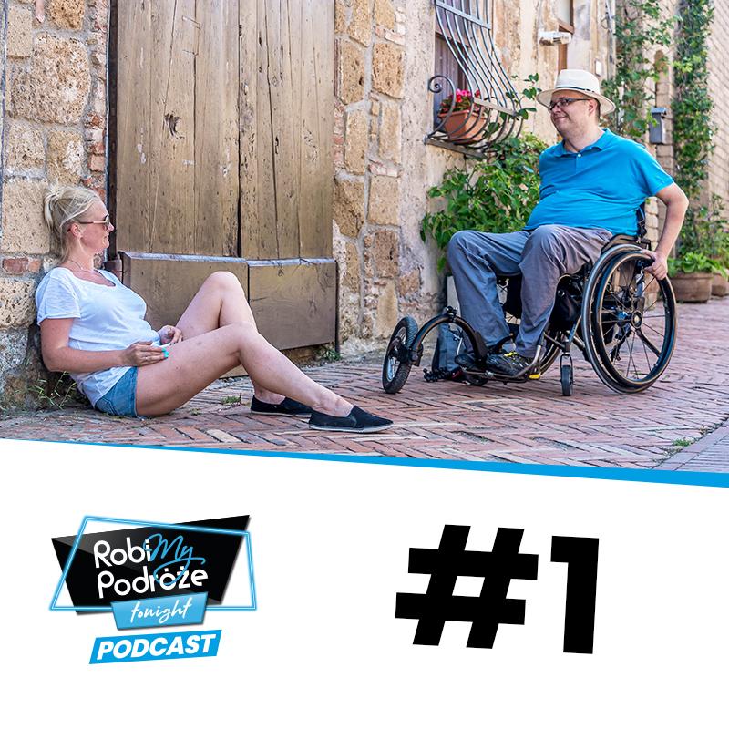Polak wSingapurze - RobiMy Podróże Tonight Podcast #1