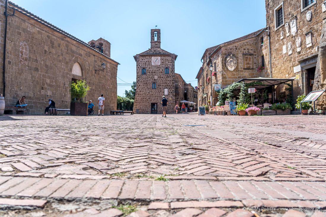 Sovana - tufowe miasta Toskanii
