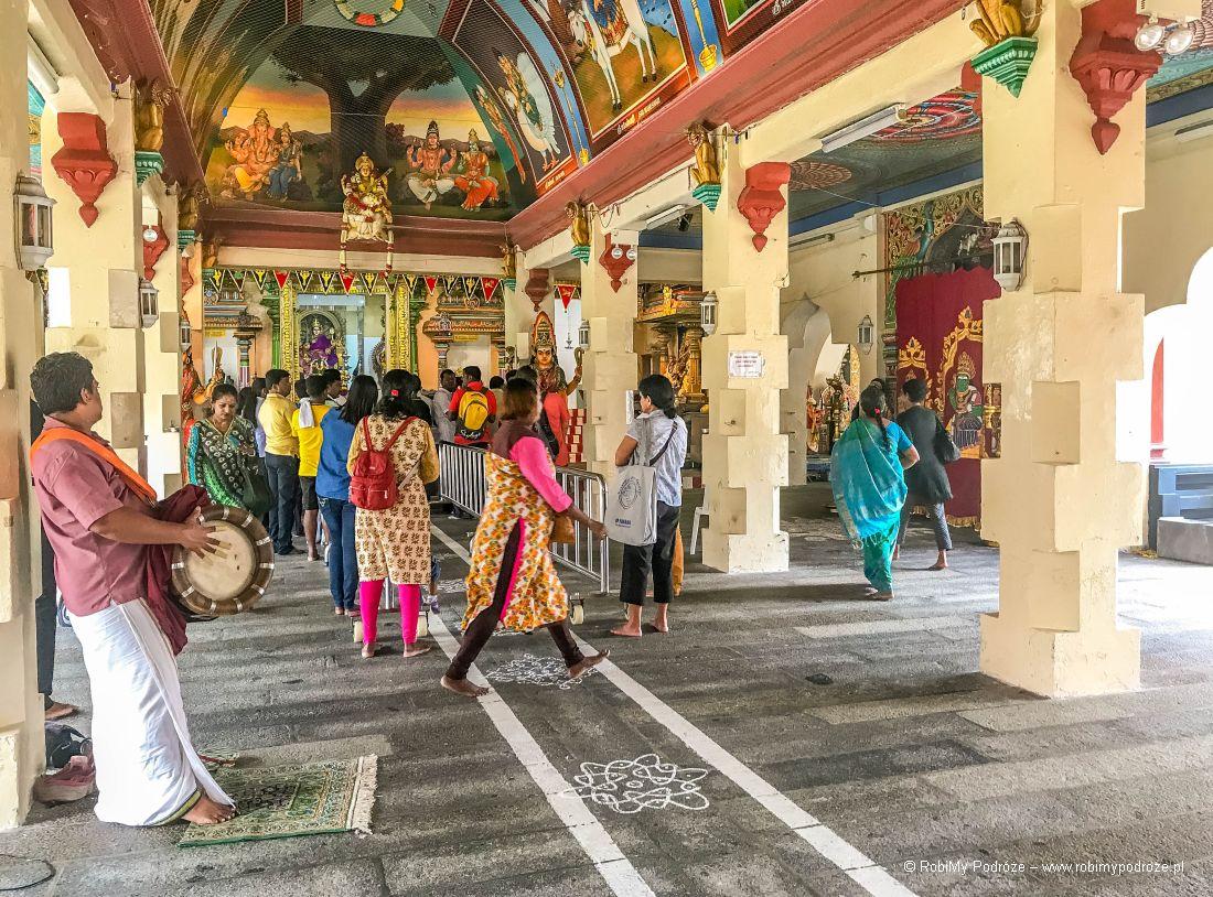 Świątynie wchińskiej dzielnicy - najlepsze atrakcje Singapur