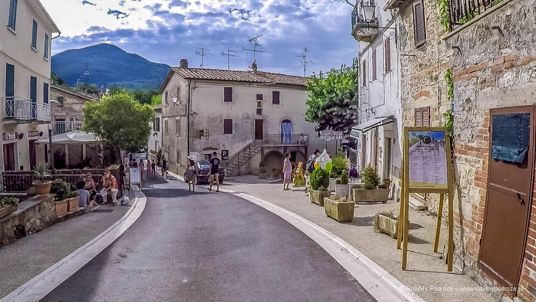 ulica Bagni san Filippo