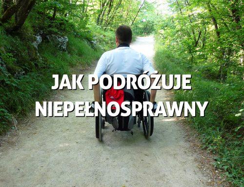 Jak podróżuje niepełnosprawny – RobiMy Podróże Tonight Podcast #5