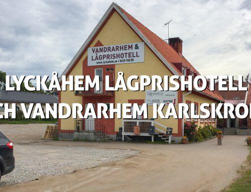 Lyckåhem Lågprishotell och Vandrarhem Karlskrona