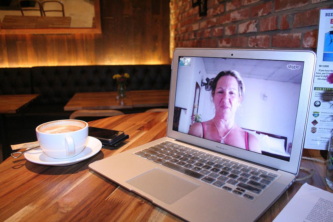 Skype iwideorozmowy