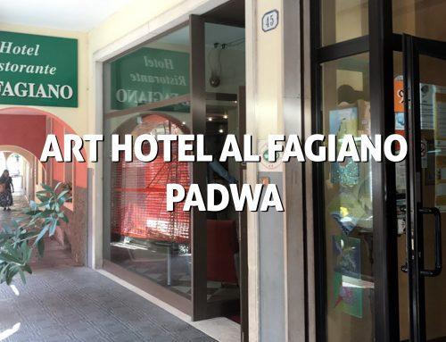 Art Hotel Al Fagiano Padwa