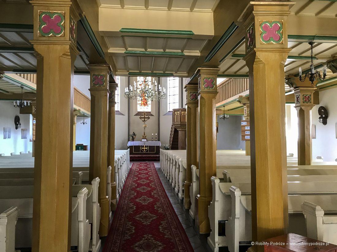 kościół ewangelicki Olsztyn