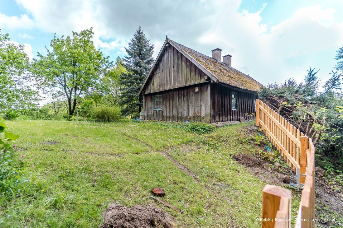Ruś domy tradycyjne