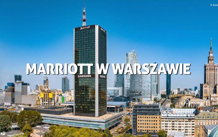 Marriott wWarszawie