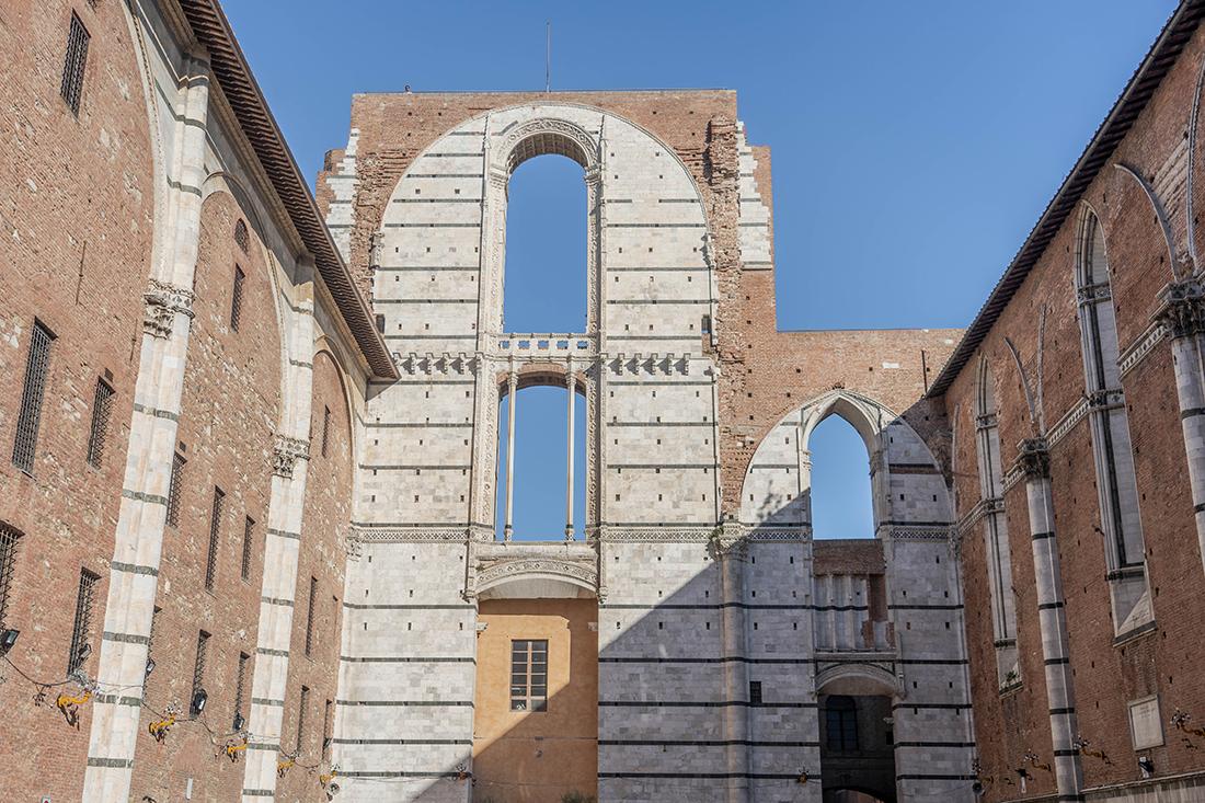 Museo dell'Opera Metropolitana wSienie