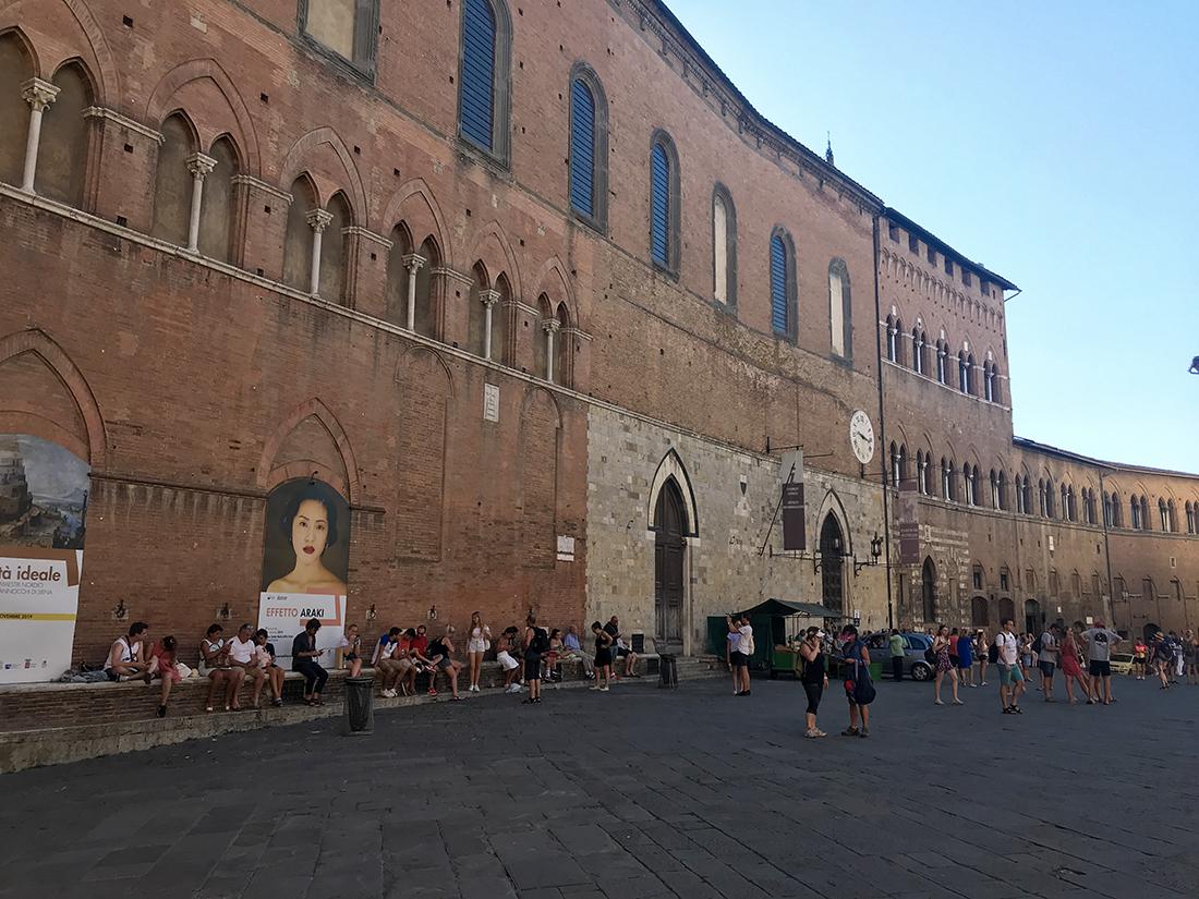 Szpital Santa Maria delle Scala wSienie
