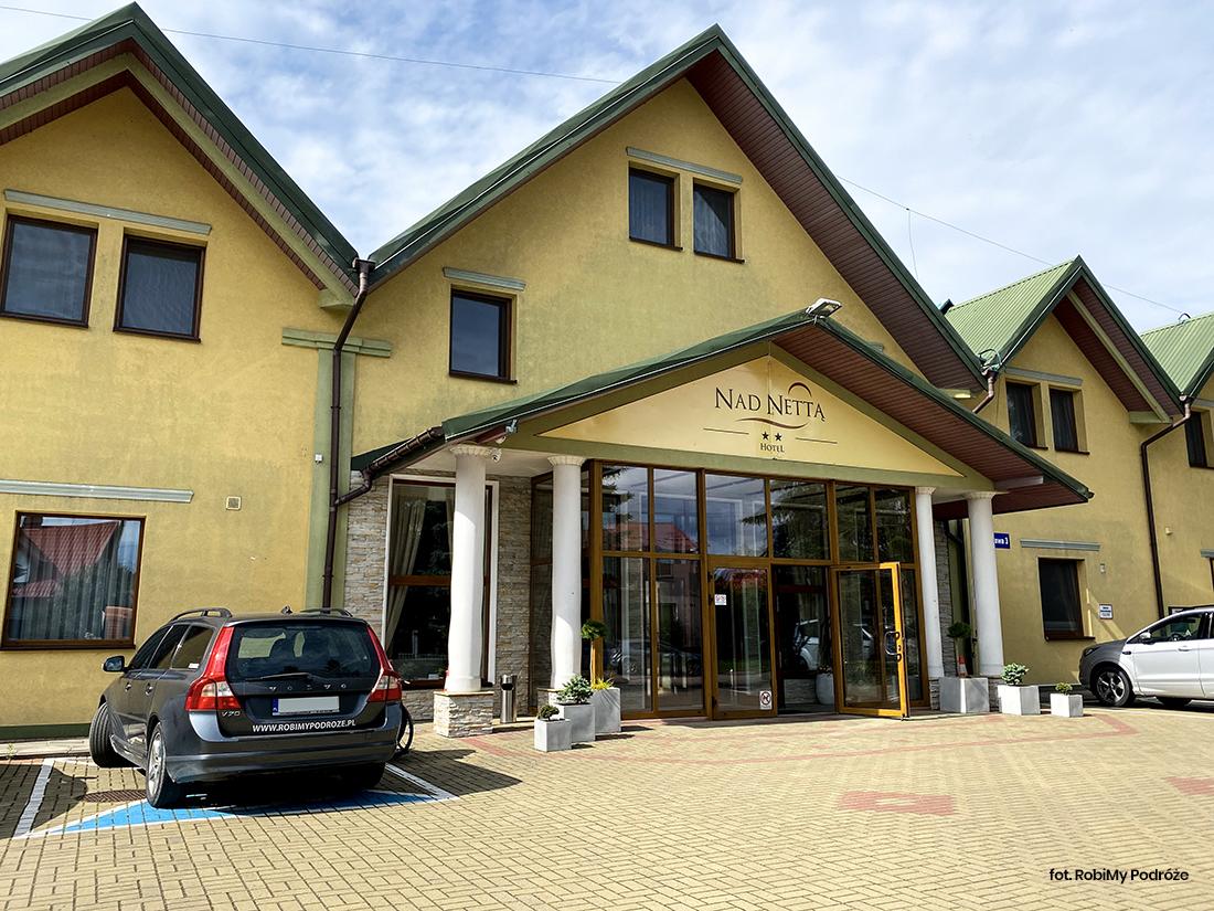 hotel nadnettą Augustów