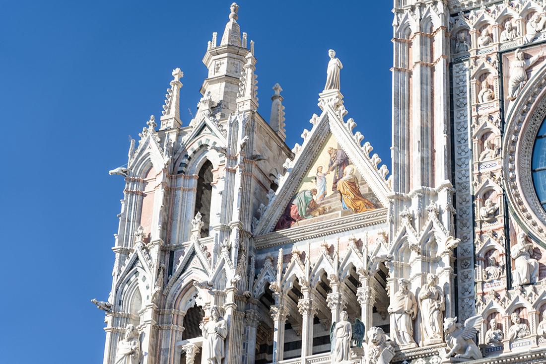 katedra Santa Maria Assunta detale