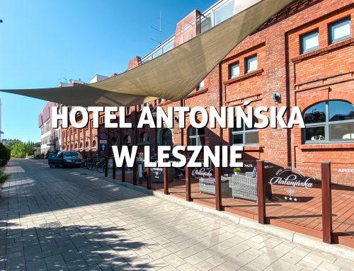 Hotel Antonińska wLesznie