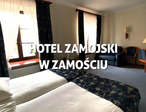 Hotel Zamojski wZamościu