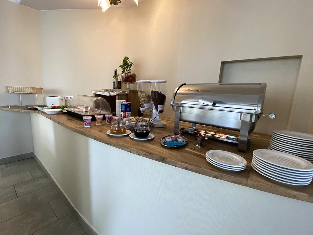 śniadanie wHotelu Calisia
