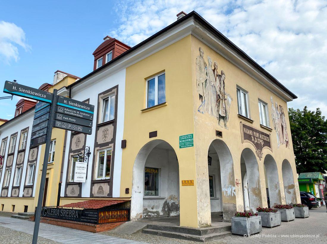 Białystok - nadanie praw miejskich
