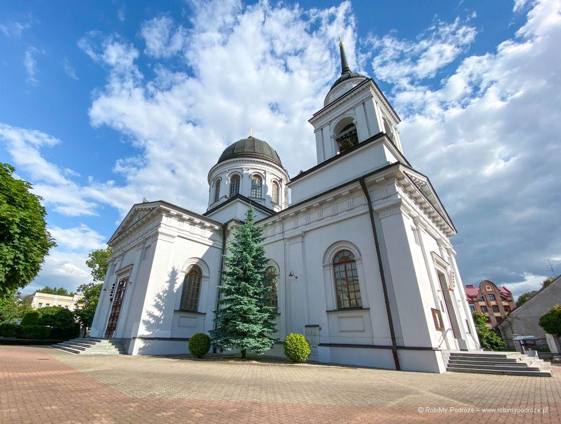 Cerkiew św.Mikołaja musisz zobaczyć wBiałymstoku