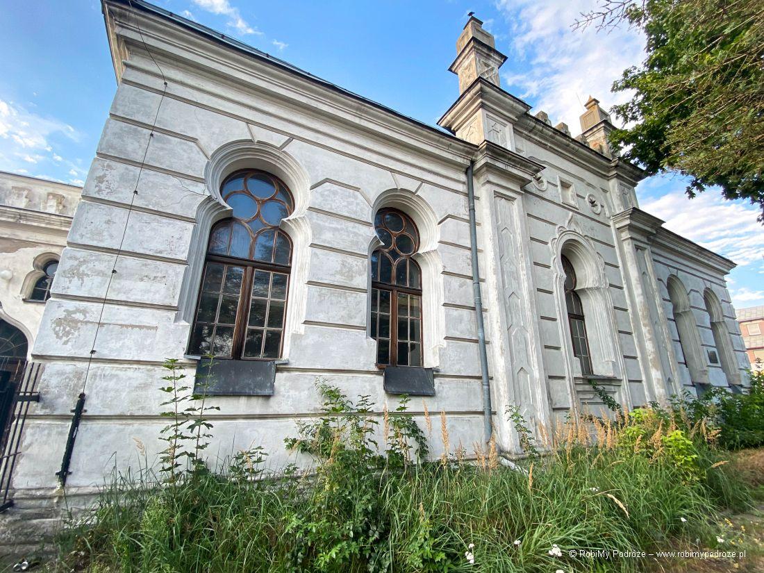Dawna Synagoga wKoninie