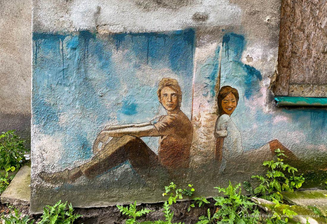 Mini mural otolerancji