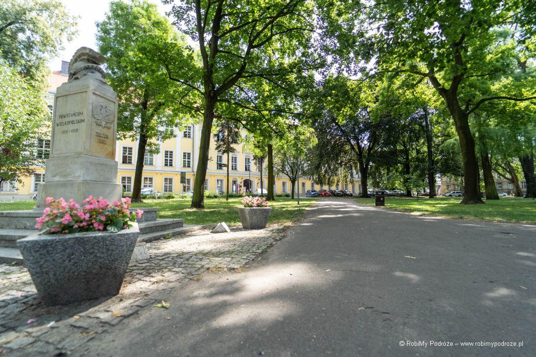 Pałac Sułkowskich wLesznie