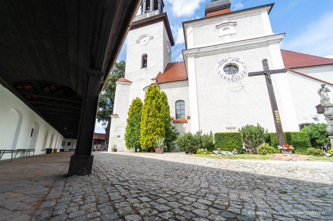 Parafia św.Marcina wJarocinie