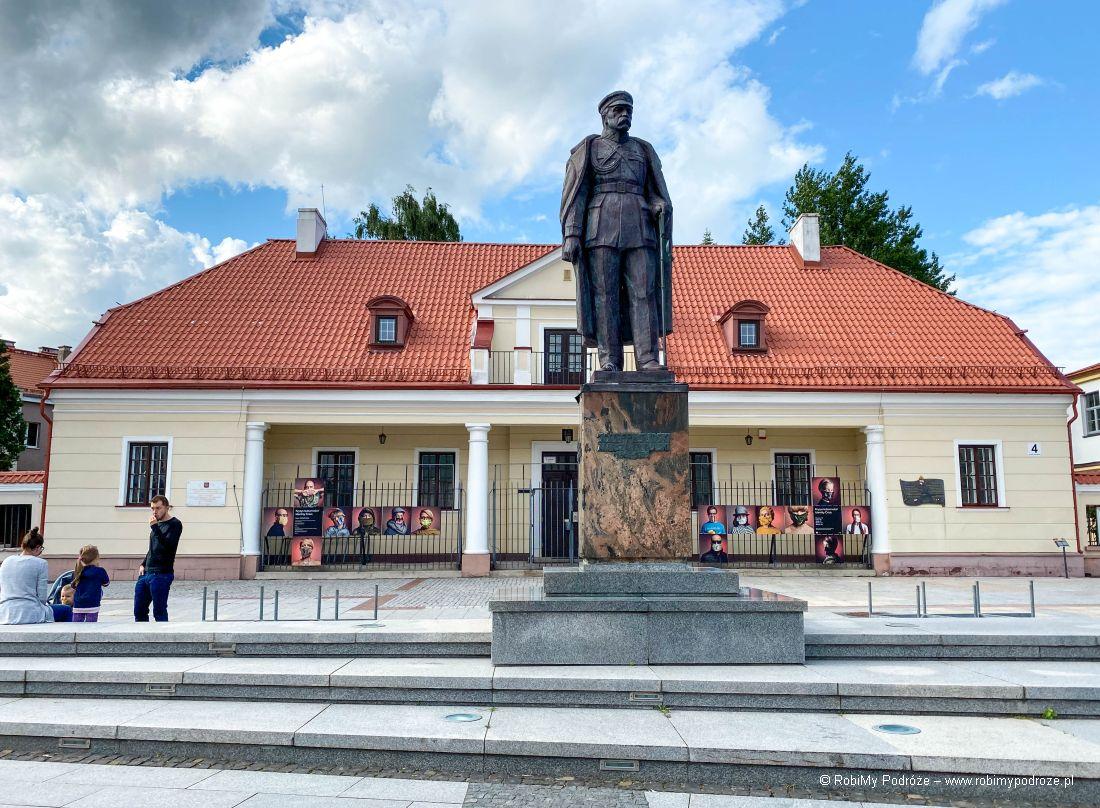 Piłsudski naRynku Kościuszki