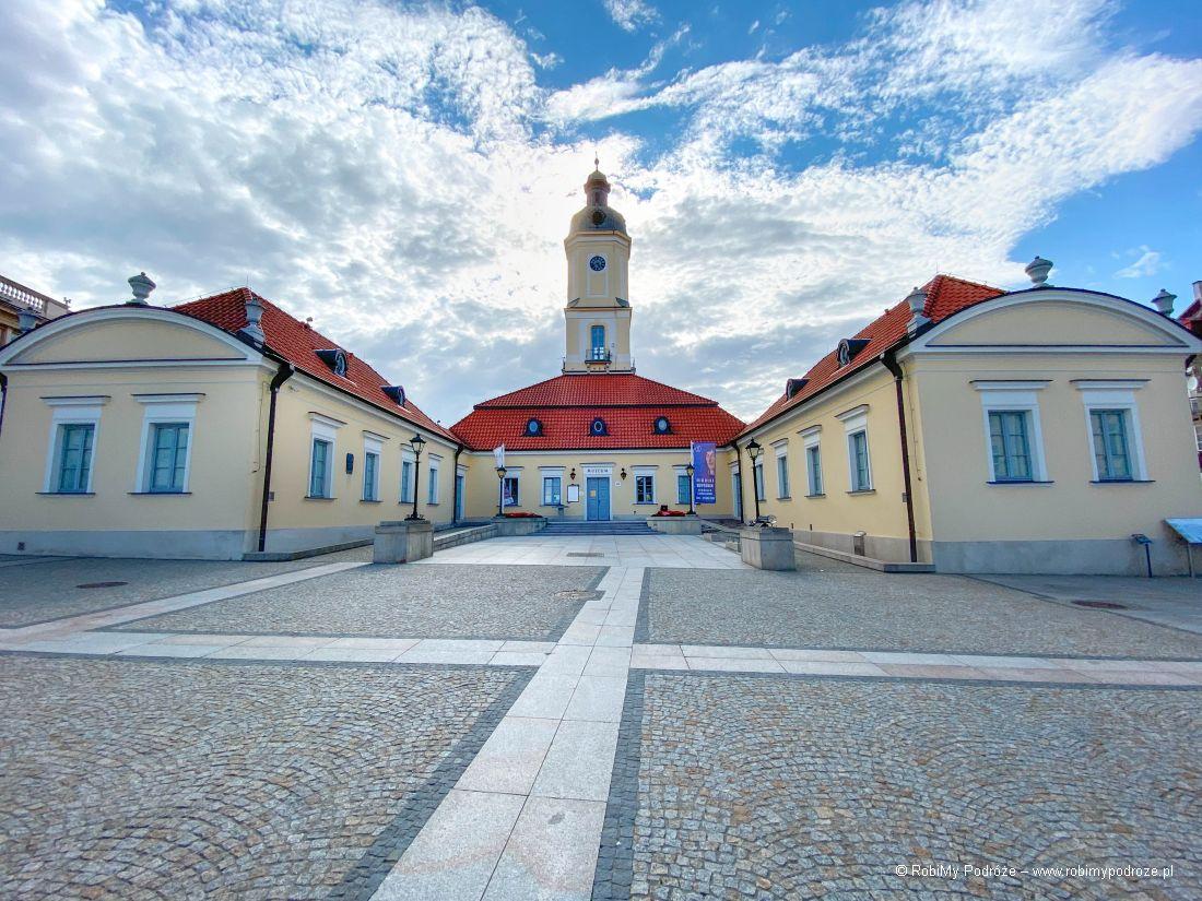 Ratusz wcentrum Białegostoku