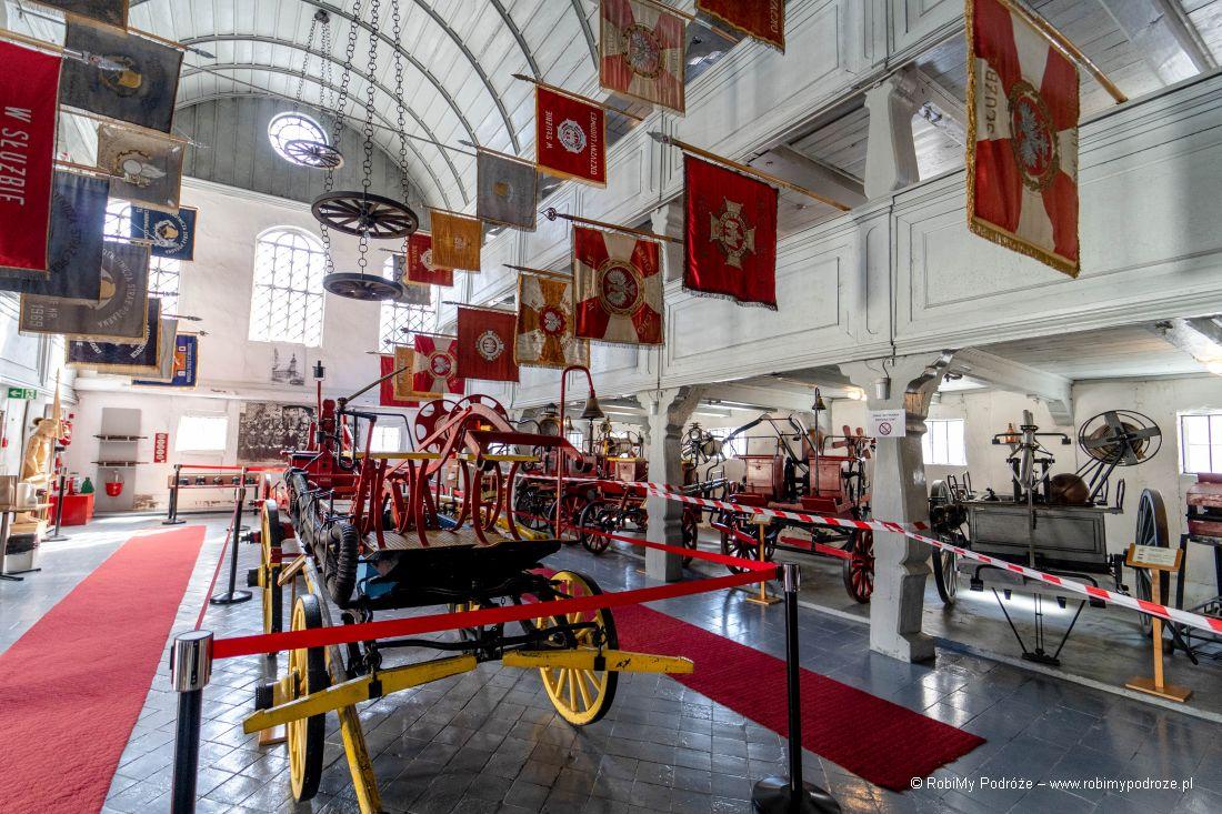 Wielkopolskie Muzeum Pożarnictwa wRakoniewicach