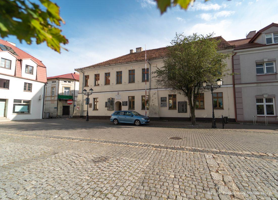 kamienica Jana Zamełki - zwiedzanie Konina
