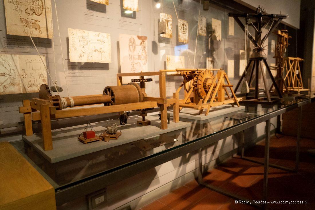 konstrukcje Leonarda da Vinci