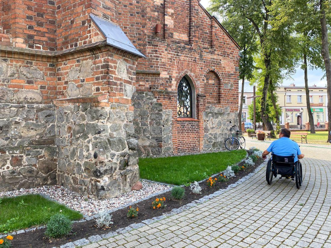 kościół św Barłomieja wKoninie