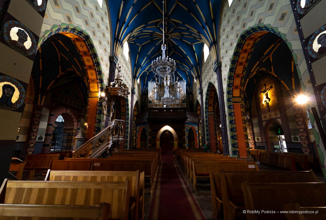 kościół św Bartłomieja wKoninie