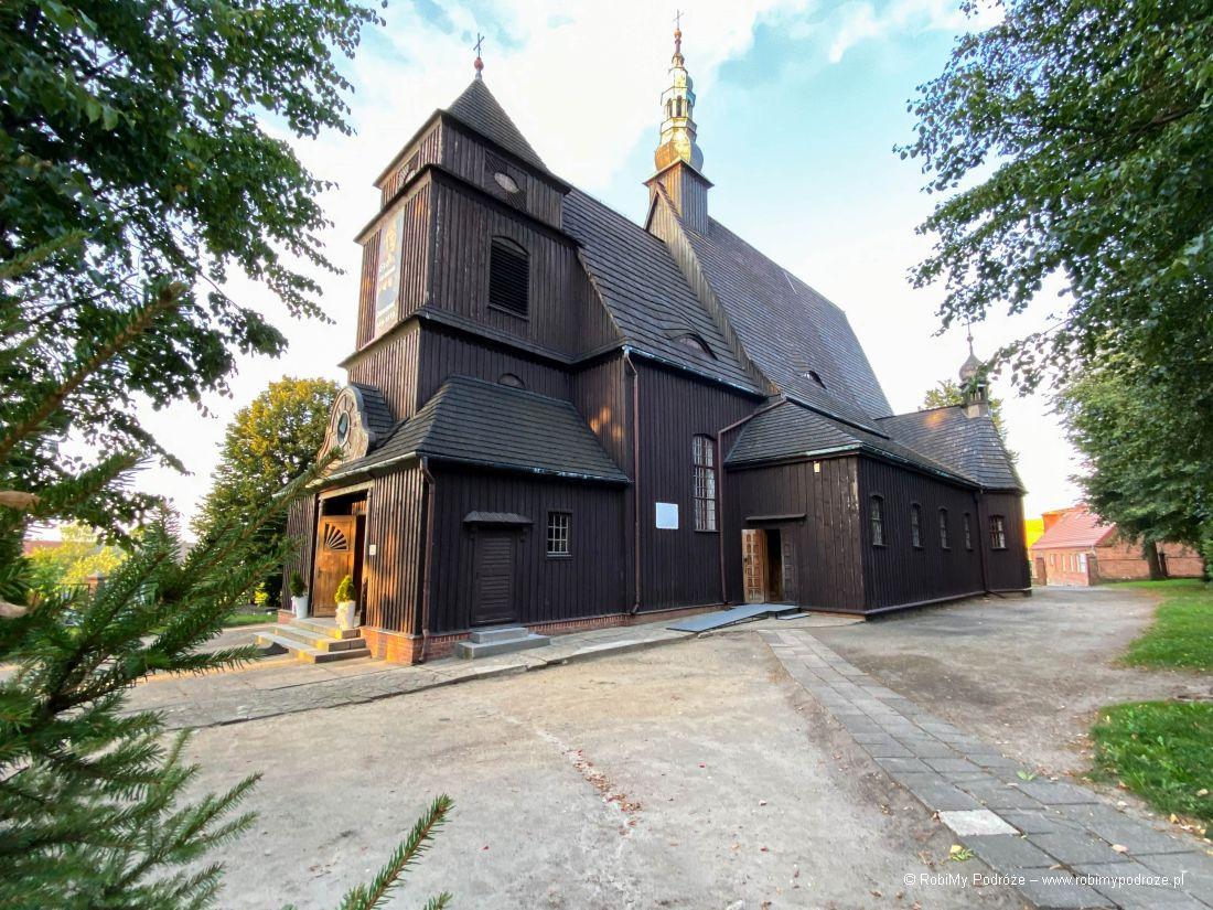 kościół wDomachowie