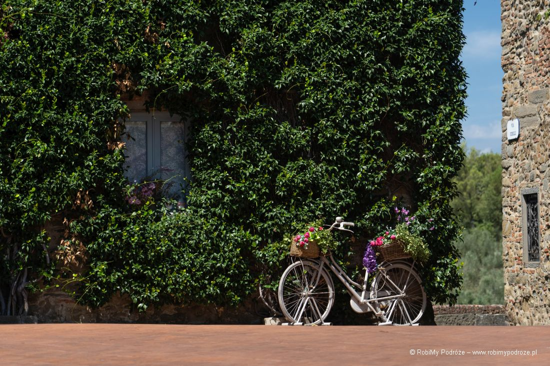 rower wVinci wToskanii