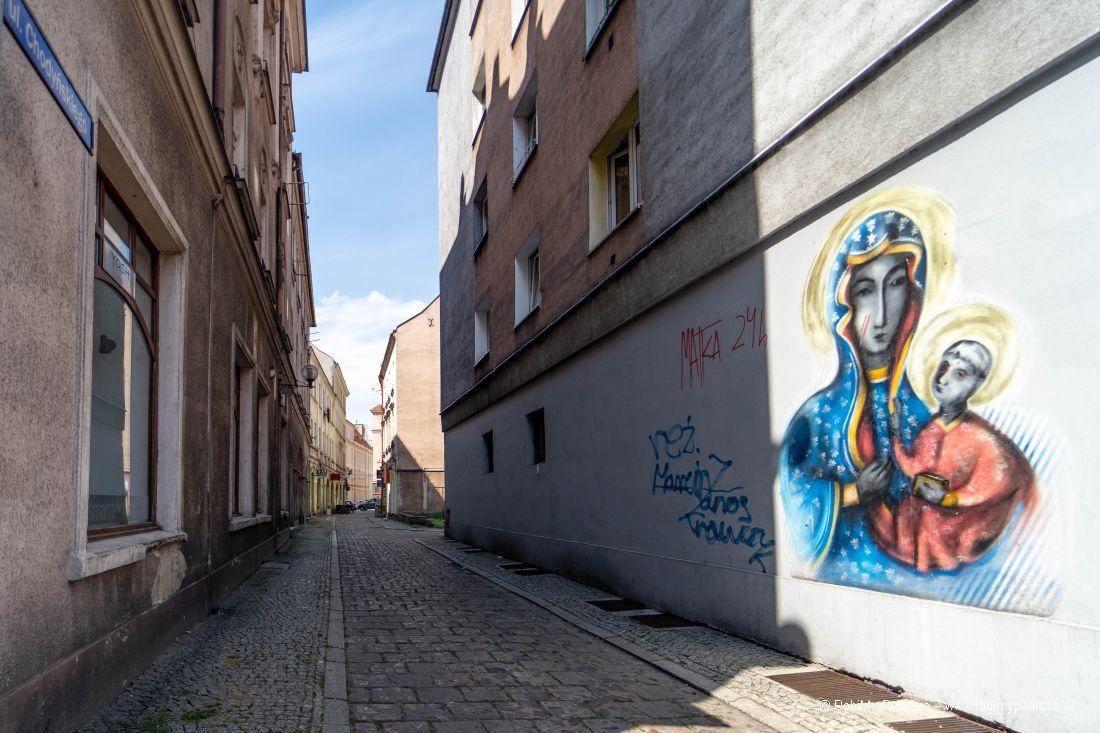 uliczki Kalisza